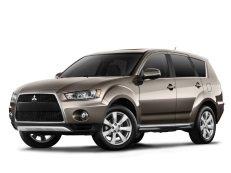Mitsubishi Outlander CW Facelift SUV