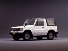 Mitsubishi Pajero wheels and tires specs icon