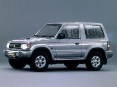 Mitsubishi Pajero V20 Closed Off-Road Vehicle