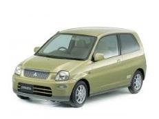 Mitsubishi Pistachio wheels and tires specs icon