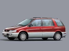 Mitsubishi Space Wagon wheels and tires specs icon