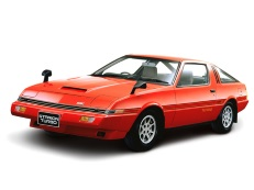 Mitsubishi Starion wheels and tires specs icon