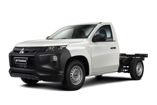 Mitsubishi Strada KK/KL Facelift Chassis cab