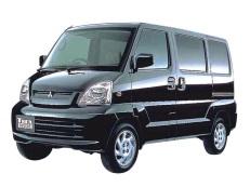Mitsubishi Town Box Wide U6 MPV