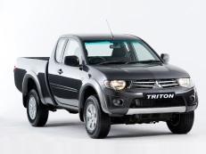 Mitsubishi Triton ML/MN Pickup Crew Cab