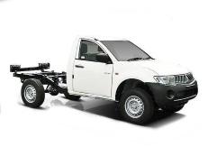 Mitsubishi Triton ML/MN Chassis cab