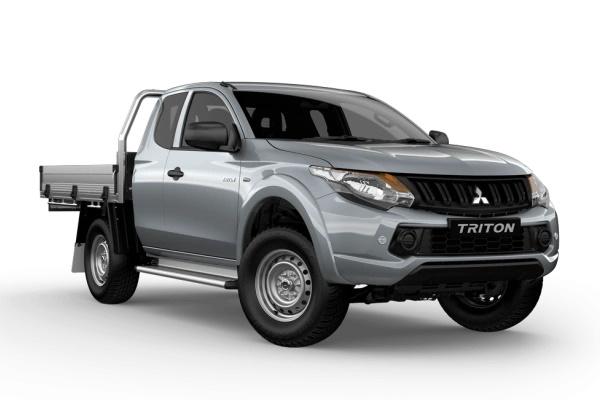 Mitsubishi Triton KK/KL Pickup Extended Cab Chassis