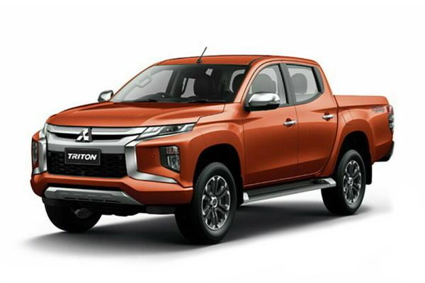 Mitsubishi Triton KK/KL Facelift Pickup Double Cab