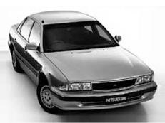 Mitsubishi Verada KR/KS Saloon