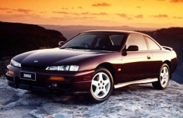 Nissan 200SX wheels and tires specs icon