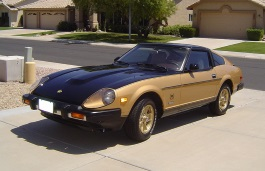 Nissan 280ZX Coupe