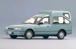 Nissan AD II (Y10) Box