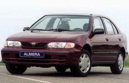 Nissan Almera I (N15) Saloon