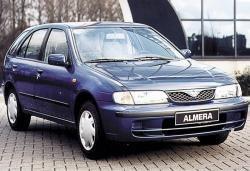 Nissan Almera I (N15) Hatchback