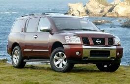 Nissan Armada I (WA60) SUV