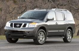 Nissan Armada I Facelift (WA60) SUV