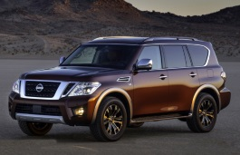 Nissan Armada wheels and tires specs icon