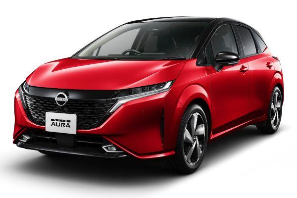 Nissan Aura E13 Hatchback