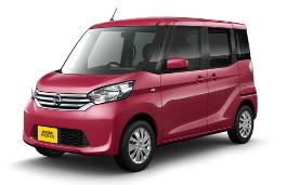 Nissan Dayz Roox Hatchback