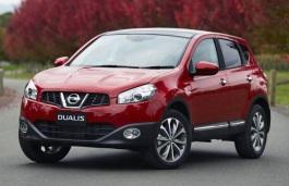 Nissan Dualis J10 Facelift SUV