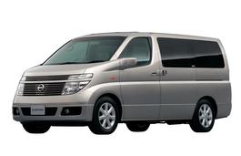 Nissan Elgrand II (E51) MPV