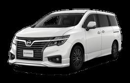 Nissan Elgrand III (E52) Facelift (E52) MPV