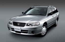 Nissan Expert W11 Facelift Estate