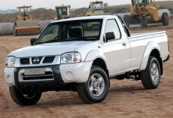 Nissan Frontier I Restyling (D22) Pickup