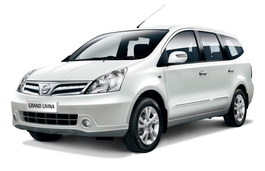 Nissan Grand Livina L10 Facelift MPV