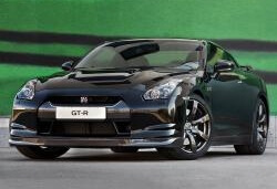 Nissan GT-R (R35) Coupe