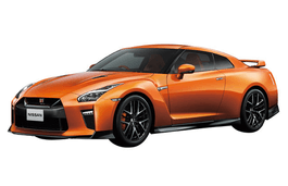 Nissan GT-R wheels and tires specs icon