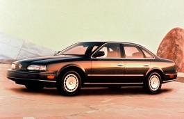 Nissan Infiniti Q45 wheels and tires specs icon