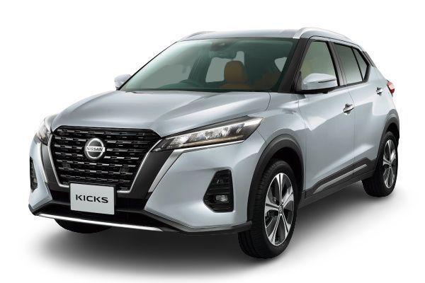 Nissan Kicks P15 Facelift SUV