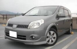 Nissan Lafesta B30 (B30) MPV