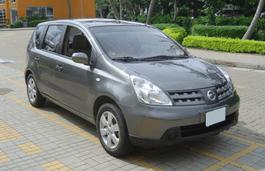 Nissan Livina L10 MPV