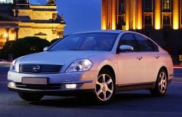 Nissan Maxima wheels and tires specs icon