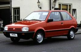 Nissan Micra I (K10) Facelift Hatchback