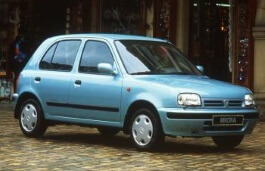 Nissan Micra II (K11) Hatchback