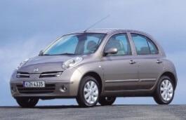 Nissan Micra III (K12) Facelift Hatchback