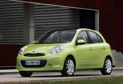 Nissan Micra IV (K13) Hatchback