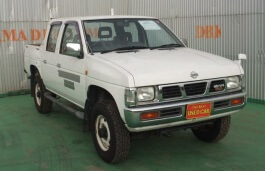 Nissan Navara D21 Restyling Pickup