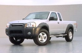 Nissan Navara D22 Restyling Pickup