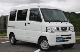 Nissan NV100 Clipper wheels and tires specs icon