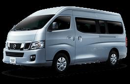Nissan NV350 Bus