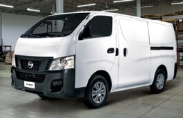 Nissan NV350 wheels and tires specs icon