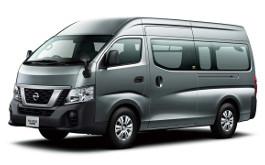 Nissan NV350 Caravan E26 Facelift Van