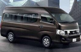 Nissan NV350 Urvan V (E26) Bus