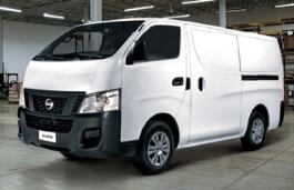 Nissan NV350 Urvan V (E26) Box