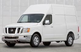 Nissan NV3500 Van