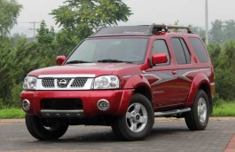 Nissan Paladin wheels and tires specs icon